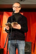 Patrick Mackie @Stroud Book Festival 2018