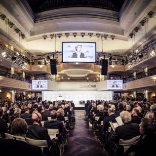 The Munich Security Conference 2020